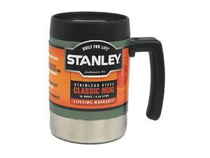 Stanley STA0465G Classic Mug 18 Oz Double Wall Stainless Steel Construction
