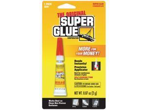 Super Glue 138171 Super Glue Tubes, Single Pack, 1 Each (SGH2-12)