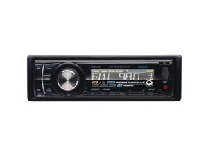 BOSS AUDIO 752UAB Single-Din In-Dash CD Receiver with Bluetooth