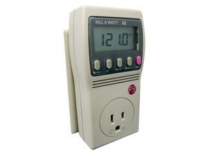 P3 International P4460 Kill A Watt EZ Electricity Usage Monitor