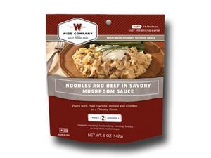 Wiseco WF05-704 6 pk 12 serv - Outdoor Noodles and Beef