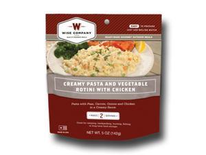 Wiseco WF05-706 6 pk 12 serv - Outdoor Creamy Pasta and Veggies with Chicken