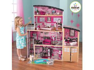 KidKraft Sparkle Mansion Dollhouse - 65826