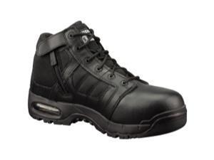 Original SWAT 1261-BLK-8.5 AIr 5in CST Safety Toe Side Zip Black Shoe Size 8.5