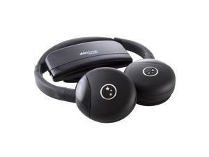 Able Planet IR310TM True Fidelity Single Channel Wireless IR Headphone - Black