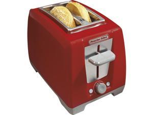 HB Bagel Toaster Red