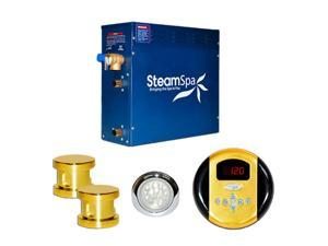 Steam Spa IN1050GD Steam Spa Indulgence Package for Steam Spa 10.5kW Steam Gener