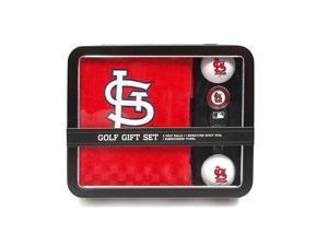 Team Golf 97578 St Louis Cardinals Golf Gift Set