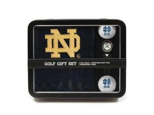 Team Golf 22778 University Of Notre Dame Golf Gift Set