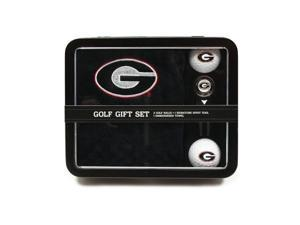 Team Golf 21178 University Of Georgia Golf Gift Set