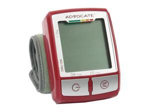 ADVOCATE KD-7902 Advocate kd-7902 wrist blood pressure monitor with color indicator
