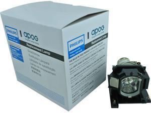 APOG+ Projector Lamp for SONY XL-5100 / F93087600 / XL-5100U With Original Phili
