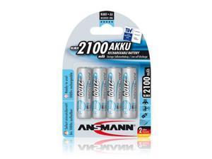 Ansmann 5035052 Ansmann Max E AA 2100 mAH Low Self Discharge 4-Pack