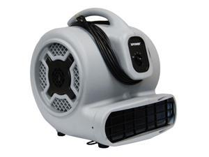 XPOWER P-800 3/4 HP 3200 CFM 3 Speed Air Mover Fan PP