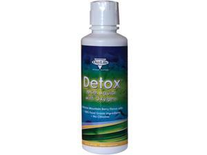 Oxylife Detox with MSM 16 Ounces