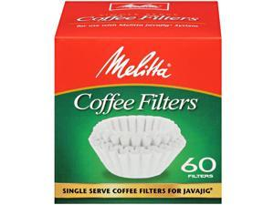 Melitta 63229 Single Serve Coffee Filters For JavaJig? 60 Count