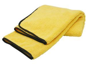 Carrand 40059AS 25-in x 36-in Auto Spa Microfiber Max Supreme Drying Towel