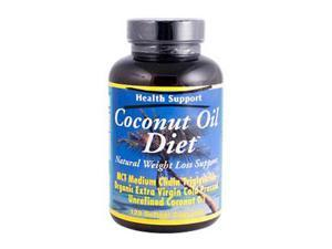 Coconut Oil Diet 120 Softgels