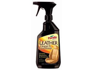 Clnr and Conditioner Lthr 16Oz TURTLE WAX Interior Cleaners T363A 074660013632