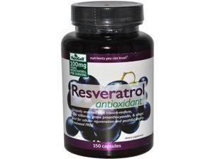Resveratrol Antioxidant - Neocell - 120 - Capsule