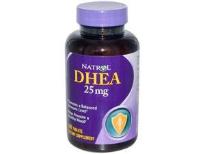 DHEA 25mg - Natrol - 300 - Tablet