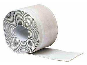 Md Products 93203 4 inch X 20 White Cove Wall Base Vinyl Rolls