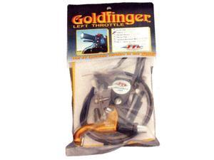 Full Throttle 007-1026 Goldfinger Left Hand Throttle Kit Yamaha