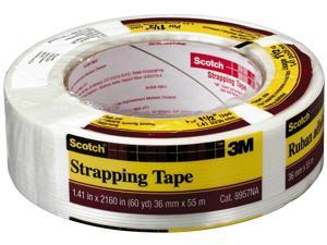SCOTCH STRAPPING TPE 36MMX55M 3M Packaging 8957 051131642782