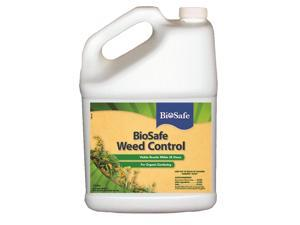 Biosafe Systems LLC 7601-1 Weed Control For Organic Gardening Concentrate