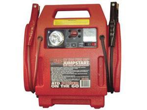ATD Tools 5926 12v 1700 Peak Amp Jump Start With Built-in Air Compressor ATD Pow