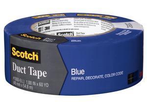 3M 3641-1619 3m 1.88 x 60 Yards Blue Scotch Duct Ta