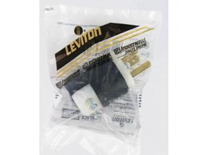 Leviton 061-5466-C Industrial Grade Straight Blade Plug