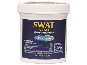 Farnam 12302 Swat Clear Ointmnt 6oz 1 - 12302