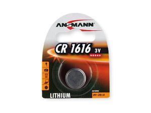 Ansmann 5020132 Ansmann Coin Cell CR 1616