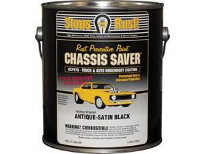 Magnet Paint Co UCP970-01 Chassis Saver Antique Satin Black 1 Gallon