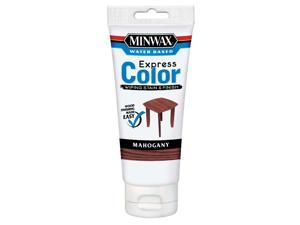 Minwax 30804 Mahogany Water Based Express Color Wiping Stain and Finish