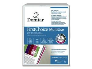 Domtar 85771 MultiUse Premium Paper, 3-Hole Punch, 98 Brightness, 24lb, Ltr, White, 500/Ream