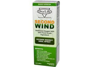 Oxylife Products 429415 Second Wind 2 Fl Oz