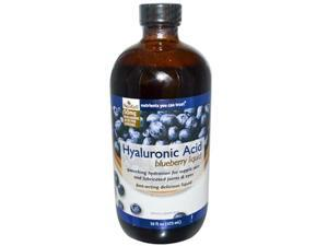 Hyaluronic Acid Liquid-Blueberry - Neocell - 16 oz - Liquid