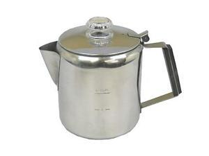 Chinook Coffee Percolator, 6 Cup