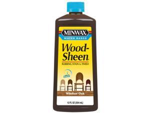 Minwax 30419 12 Oz Windsor Oak Water Based WoodSheen Wood Stain