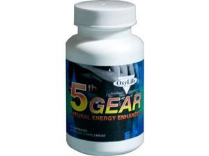Oxylife Products 468785 5Th Gear 30 Capsules