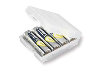 Ansmann 4000740 Ansmann Battery Box for 4 pc AA/AAA