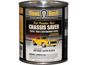 Magnet Paint Co UCP970-04 Chassis Saver Antique Satin Black 1 Quart