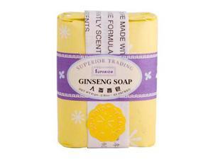 Superior Trading Co. 656835 Superior Ginseng Soap 2.85 Oz