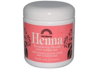 Strawberry Blonde Henna - Rainbow Research - 4 oz - Powder