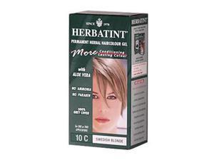 Herbatint 226993 Haircolor Kit Ash Swedish Blonde 10C 1 Kit