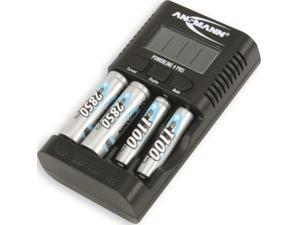 Ansmann 1001-0005-US Ansmann Powerline 4 Professional Battery Charger Tester and