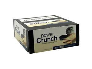 Power Crunch 248419 Power Crunch Bar Cookies And Cream Case Of 12 1.4 Oz