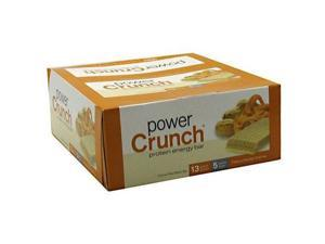 Power Crunch 247874 Power Crunch Bar Peanut Butter Cream Case Of 12 1.4 Oz